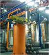 Automatic boiler transfer unit